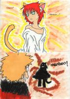 Gaara new style x3 by Sumima