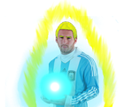 Leo Messi by SonGohan10