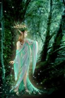 Oberon the Faerie King by Luthie13