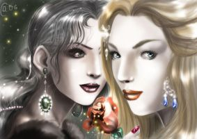 Rose for my beautiful lover by Autumn-Sacura