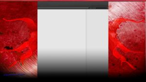 Red youtube background by infersaime