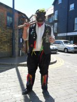 morris dancer by joelshine-stock