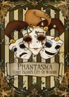 Poster for Phantasma by paine86