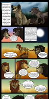 Majali's story part 1 by LolaTheSaluki