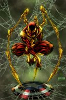 Iron Spider - colors by ZethKeeper