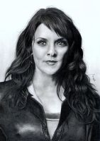Amanda Tapping by Metlina-chan