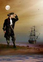 Sailor at world's end by Jacob-Joseph