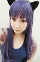 Oreimo - Kuroneko Swimsuit Version Cosplay by mandykodama