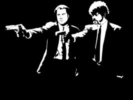Pulp Fiction by MrLunchtime