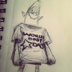 cool shirt by Madame-Mustachio