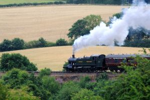 GWR - Severn Valley Railway by teslaextreme