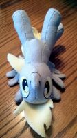 Derpy Hooves plush by Asarothem