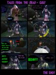 Tales from the DEAD - Golf - 6 by Wizard101DevinsTale