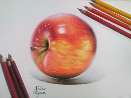 Apple by DeadlySkull