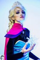 Queen Elsa of Arendelle by Tiffany Amber by IsabellaCosplaysky