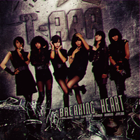 T-ARA - Breaking Heart by Cre4t1v31
