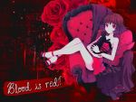Blood is Red? by Awesome-Yuuko-San