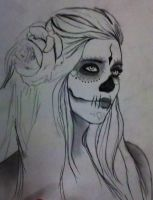 Sugarskull by laart39