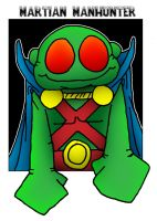 Lil' Martian Manhunter by 5chmee