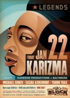 Legends: Karizma by prop4g4nd4