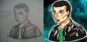 Ninth Doctor Before+After by spiritofthebeast