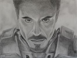 Iron Man by GailSakurai