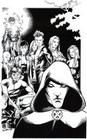 Generation X by PeterPalmiotti