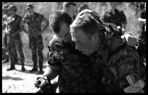 Military Photographers at Work by simplyspoken