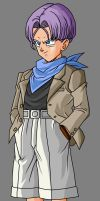 Trunks GT by theothersmen