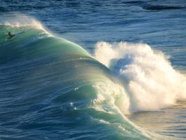 The wave by weathered182