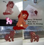 Penny Pony Custom Toy by colley