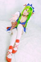 Ixion Saga DT Mariandale Cosplay 11 by jiaanxu