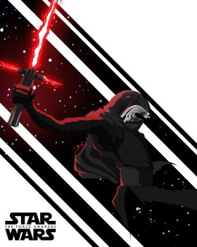 Kylo Ren by WeaponXIX