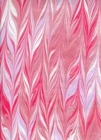 Paper Marbling 8 by approachableart