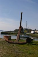 The Rusted Anchor by doulifee