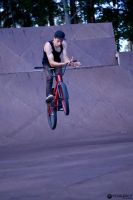 Bunny Hop Barspin by ANTIDESIGNs