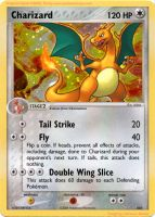 DRACO002 Charizard by FlamingClaw