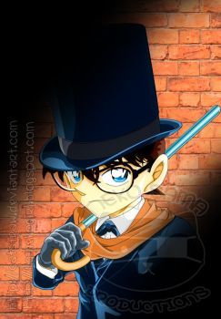 Conan Holmes by Catstraw