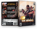 Team Fortress 2 PC cover by nded