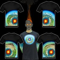 Element: Shirt Versions by gensanity