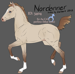 3404 Nordanner Foal by SWC-arpg