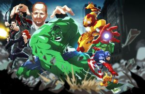 Avengers Phase 2 by CoolSurface