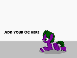 Add your OC here! by LR-Studios