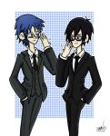 Cool and Controlled Glasses Guys by SG27889