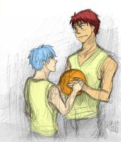 basketball courting. by psylab