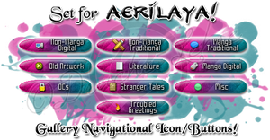 GIS for Aerilaya by Drache-Lehre