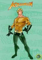 King Of Seven Seas by BongzBerry