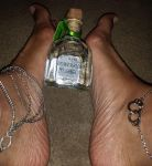 Fetisha feet and patron by lowerrider