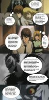 Death Note: Love Hurts by NeverEndingHell