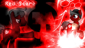 Red Scare Request Redo by Arakareeis
